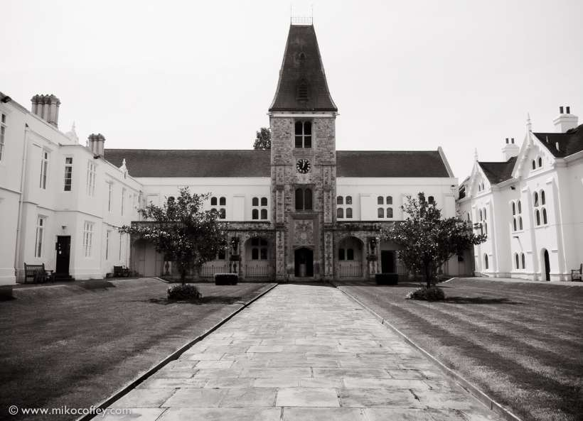 Old Dulwich College
