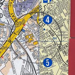 Stratford map - London A-Z Project